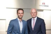 Prokurist Florian Schneider und Geschäftsführer Peter Oppelland