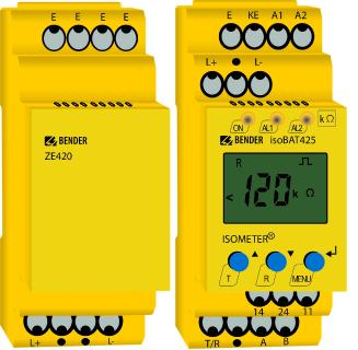 The new insulation monitoring device isoBAT425