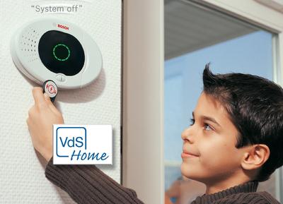 Bestätigt hohes Sicherheitsniveau bei Anwendungen in Eigenheimen und kleinen Gewerbebetrieben