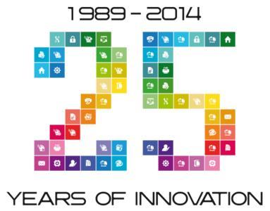 25 Years menten GmbH