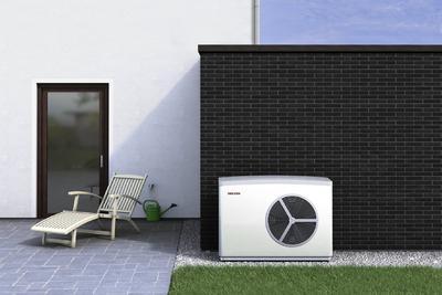 Referenzgebäude einfach mit Wärmepumpe bauen