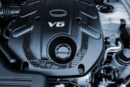 ROM Luranyl V6 Motor