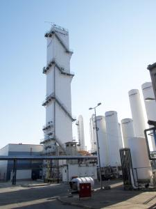 The new air separation unit in Serbia produces 433 tons of oxygen and nitrogen per day – Messer delivers the bigger part to Serbia's RTB Bor (Rudnici bakra Bor d.o.o.) copper combine.