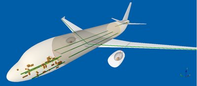 Pacelab APD Supports the Energy Optimized Aircraft