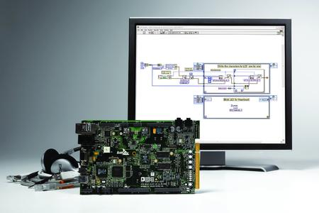 LabVIEW Embedded for Blackfin 2.0