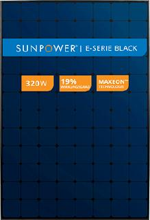 "SunPower ""black"" holt alles vom Dach"