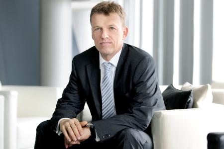 Jürgen Nowicki, VDMA Large Industrial Plant Manufacturers´ Group spokesman and Member of the Board of Directors at Linde AG Engineering Division