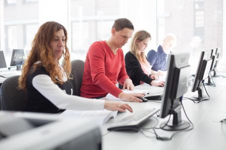 An über 200 DAA- Kundenzentren wird das neue  DATEV-Zertifikat angeboten