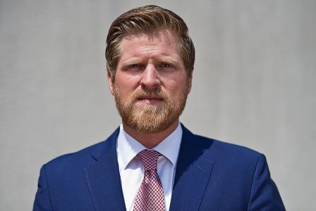 Frederic Lanz, ab 2019 Geschäftsführer Marketing & Vertrieb bei KEMPER