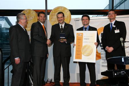 psb intralogistics; Preisträger in der Kategorie Kommissionieren, Verpacken, Sichern: