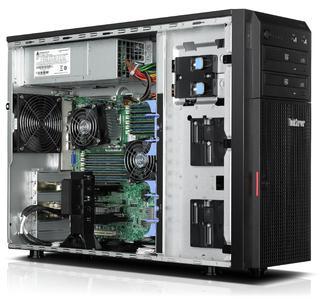 Lenovo präsentiert Tower ThinkServer für Prozesse im IT-Back-End