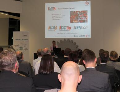 Susanne Mühlberg, Geschäftsführerin der EffiSi GmbH
