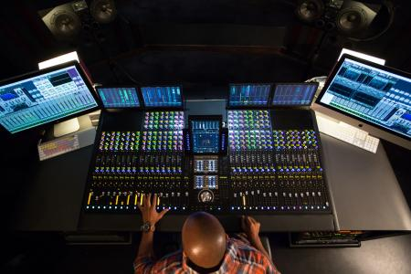 Avid selects IHSE as network KVM solution for Pro Tools | S6 Audio Mixing Control Surface
