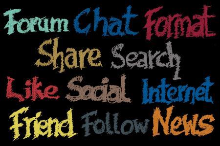 Internet-Foren sind beliebte Treffpunkte im Internet...