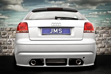 Facelift for Audi A3 8P from JMS Fahrzeugteile GmbH