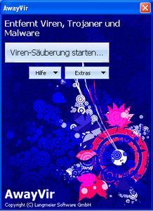 Awayvir virus entfernen