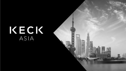 KECK ASIA: Für Global Player jetzt vor Ort