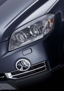 Dynamik im Detail: Der neue Chevrolet Captiva Sport