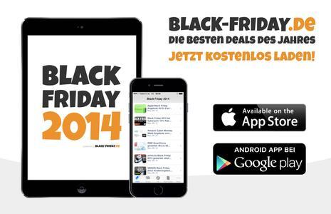 black pr sentiert die black friday 2014 app jetzt kostenlos im app store und bei. Black Bedroom Furniture Sets. Home Design Ideas