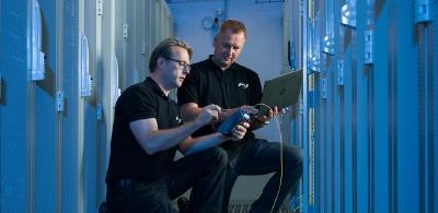 Neues Datacenter in Leipzig / Quelle: Datacenter Leipzig