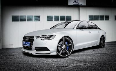 Audi A6 4G Tuning & Styling from JMS