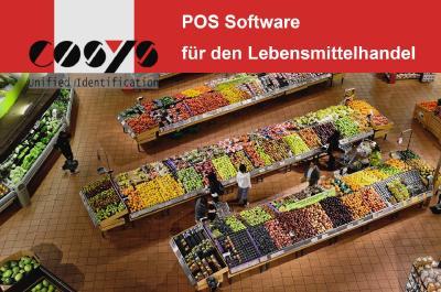 COSYS POS Software für den Lebensmittelhandel