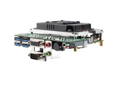 Axiomtek's PICO880 4th Generation Intel® Core™ i7/i5/i3 and Celeron® Processor Pico-ITX SBC with DisplayPort, LVDS, Gigabit LAN, and Audio