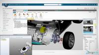 KISTERS 3DViewStation offers fast, powerful visualization for 3DExperience and SmarTeam