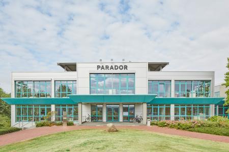 Parador Verwaltungsgebäude