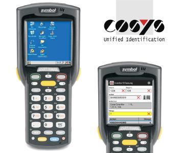 COSYS Zebra MC3090  Inventur Leihgerät