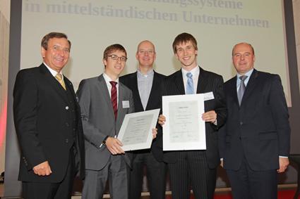 Sieger PA 2010 - Team Viessmann Technologie Stiftung