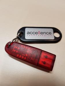 Accellence Verschlüsselungsdongle Audio/ Video