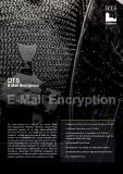 DTS E-Mail Encryption Flyer