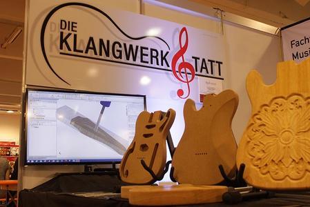 Die Klangwerkstatt auf der MUSIC AUSTRIA
