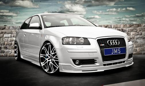 Facelift für den Audi A3 8P von JMS Fahrzeugteile GmbH 2
