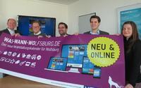 Die Wolfsburg Wirtschaft und Marketing GmbH eröffnet das neue Veranstaltungsportal