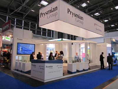 Prysmian Group Intersolar 2012