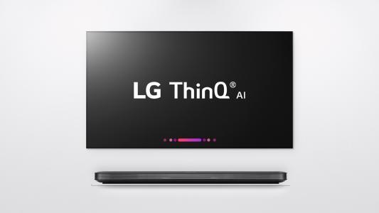 Bild LG W8 ThinQ AI
