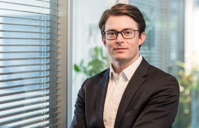 """Matthias Bauer wird Geschäftsführer """"Corporate Development und Digitalisierung"""" / Foto: Vogel Business Media/J. Untch"""