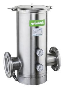 Der neue GENO®-Feinfilter FME von Grünbeck Wasseraufbereitung