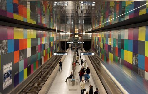 Metro Munich (c) Thyssenkrupp