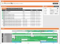 Event CMS Screenshot