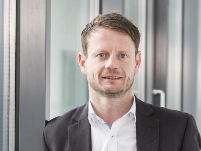 Sebastian Blösch ist seit 1. Juni 2020 Geschäftsführer des Maschinenbauunternehmens Alltec GmbH (FOBA Laser Marking + Engraving) in Selmsdorf. (Bildrechte: FOBA)
