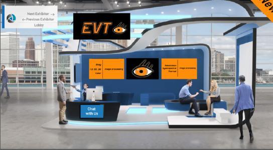 EVT auf der virtuellen Vision Week 2021
