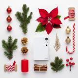 Polaroid Mint Digitale Sofortbildkamera - Weihnachtsmotiv