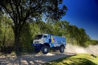 WABCO Supports Defending Champion KAMAZ-Master Truck Team with High-Performance Safety Technologies for the 2014 Dakar Rally