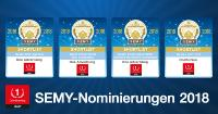 "SEMY Awards 2018: One Advertising als ""Beste SEO Agentur"" sowie in drei weiteren Kategorien nominiert"