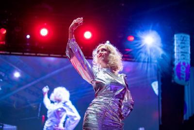 Impressionen Showbühne, Foto: Michael Kremer