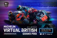 Der Michelin® Virtual British Grand Prix findet am 31. Mai 2020 statt