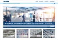 formativ.net gestaltet und programmiert neue Internetseite für TEGEWA